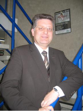 Dirk ruytings nieuwe voorzitter van het bedrijvencentrum het mcb